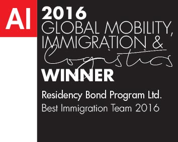 Best immigration team award