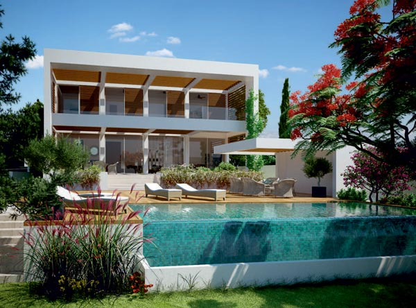 Cyprus property value increases