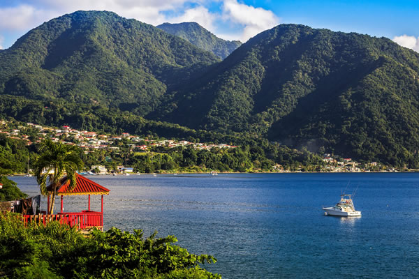 Dominica tops CBI Index