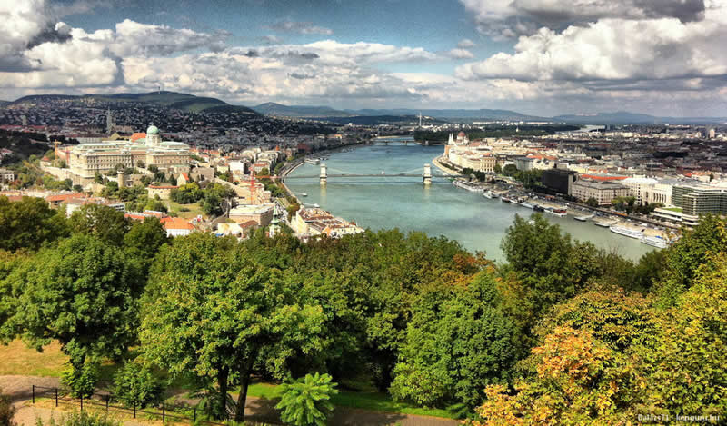 Budapest-view
