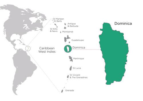 Island of Dominica Citizenship